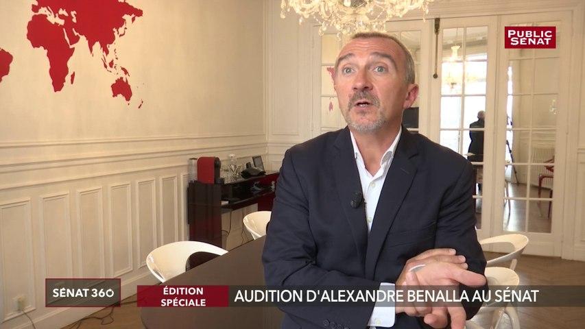« Monsieur Benalla était menacé » et voulait « protéger sa famille » affirme son avocat, Laurent-Franck Lienard