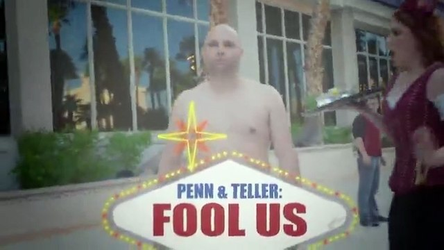 Penn & Teller Fool Us S05 - Ep02 HD Watch