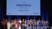 Abanca acerca los valores del deporte a jóvenes de Galicia