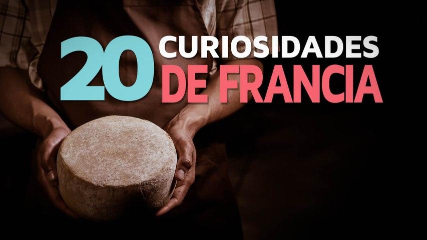 20 Curiosidades de Francia   El país de los mil quesos