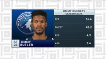 Tiki and Tierney: Jimmy Butler requests trade from Timberwolves