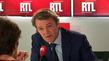 """Relation entre Macron et les maires : """"On n'est pas loin de la rupture"""", dit François Baroin"""