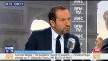 """""""M. Macron a un mépris absolu des élus"""", estime Sébastien Chenu (RN)"""