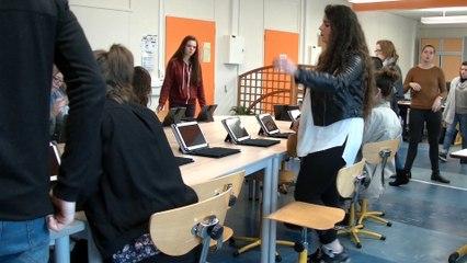 Des usages du numérique en classe d'anglais