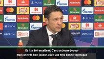 """Groupe E - Kovac : """"C'était le bon moment pour lancer Renato Sanches"""""""