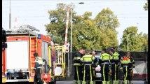 Quatre enfants tués lors d'une collision entre un train et un vélo avec une remorque à Oss aux Pays-Bas