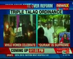 Maulanas refuse reform, says Sharia is above court;  opposes Triple Talaq ordinance