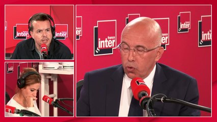 Eric Ciotti est l'invité du Grand Entretien de France Inter