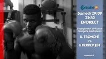 BA : Boxe en direct, championnat de France des poids lourds