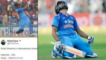 Asia Cup 2018: Rohit Sharma Catches Record of 294 Sixes In 294 Matches