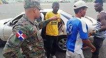18 personnes dans une voiture (République dominicaine)