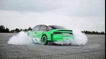 VÍDEO: Este Audi S4 monta cuatro motores eléctricos de la Formula E. ¡Están locos!