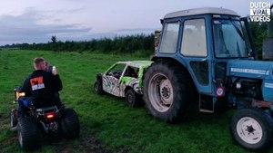 How farmers fix cars