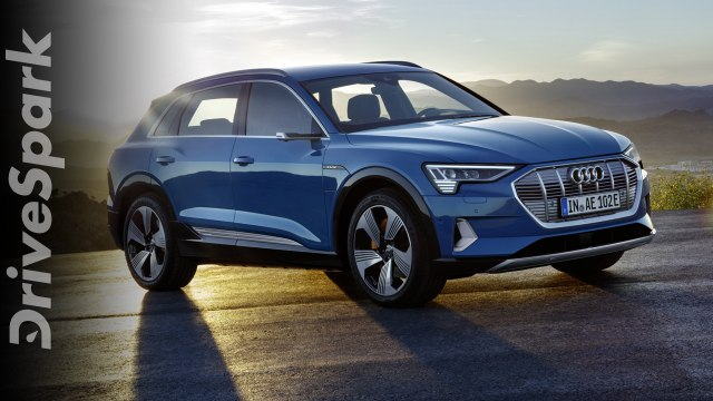 Audi e-tron SUV: Facts & Details Of The Brand's First All-Electric Product