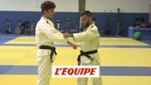 La saisie kumi-kata - Judo - Les essentiels