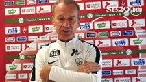 Grenoble - Brest : Conférence de presse d'avant-match