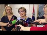 Report Tv-Doris Pack vizitë në Shkodër: Jam e shokuar nga krimi