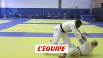 «Ma spéciale» avec Alpha Djalo - Judo - ChM (H)