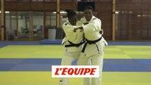 «Ma spéciale» avec Madeleine Malonga - Judo - ChM (H)