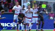 Top 10 buts - mi-saison 2017-18 - Ligue 1 Conforama
