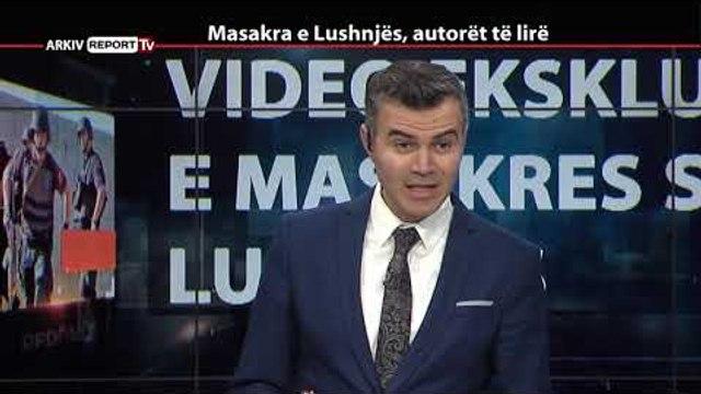 Report Tv - Repolitix - Vrasjet ne Lushnje - Pjesa e pare - 19 Shtator 2018