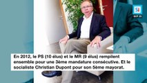 Elections communales 2018 - Pont-à-Celles