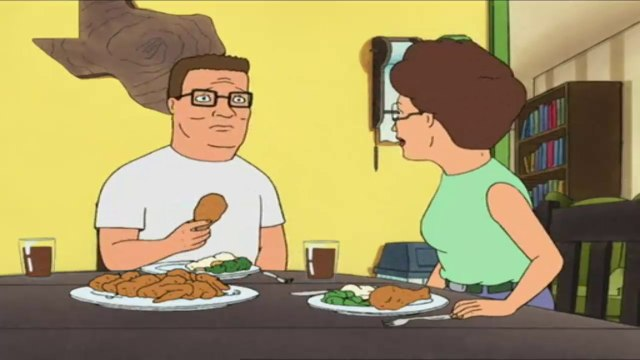 King of the Hill S8 - 09 - Ceci N'est Pas Une King of the Hill