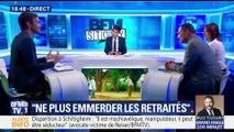 """Hausse de la CSG: un """"geste fiscal"""" pour 300 000 retraités"""