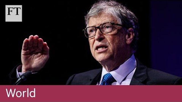Bill Gates on Africa's population boom and the risk of the US turning inwards