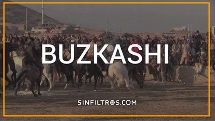 Buzkashi: el deporte afgano que se juega con una cabra decapitada | Sinfiltros.com