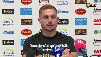 L'avant-match : Stade Rochelais / Lyon
