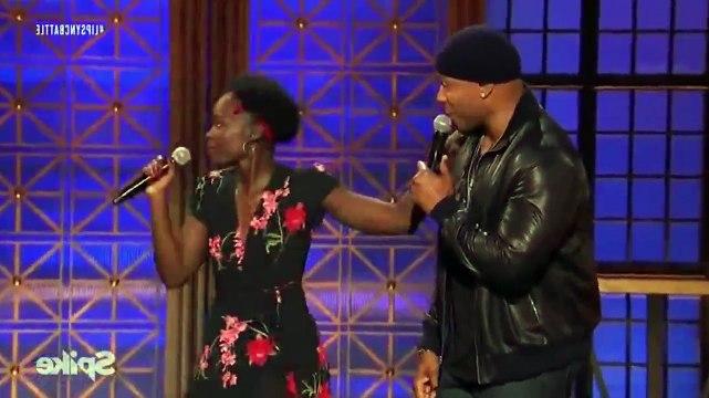 Lip Sync Battle S03E04 Lupita Nyongo vs. Regina Hall.mp4. Regina Hall.mp4. Regina Hall