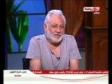 لقاء الفنان سامح الصريطي مع ابراهيم حجازي في برنامج في دائرة الضوء