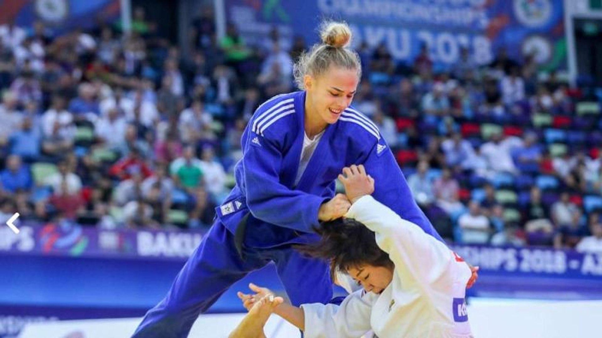 Чемпионат мира по дзюдо в Баку: победа Дарьи Белодед и Наохисы Такато