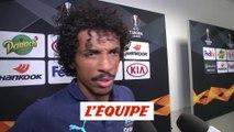 Luiz Gustavo «Maintenant on va se concentrer sur Lyon» - Foot - C3 - OM