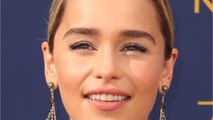 Emilia Clarke Pays Tribute To Game Of Thrones Character