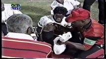 الشوط الاول مباراة مصر و انغولا 2-1 كاس افريقيا 1996
