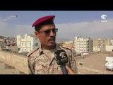 الجيش اليمني مسنودآ بقوات التحالف يواصل تقدمه في جبهة نهم شرق صنعاء