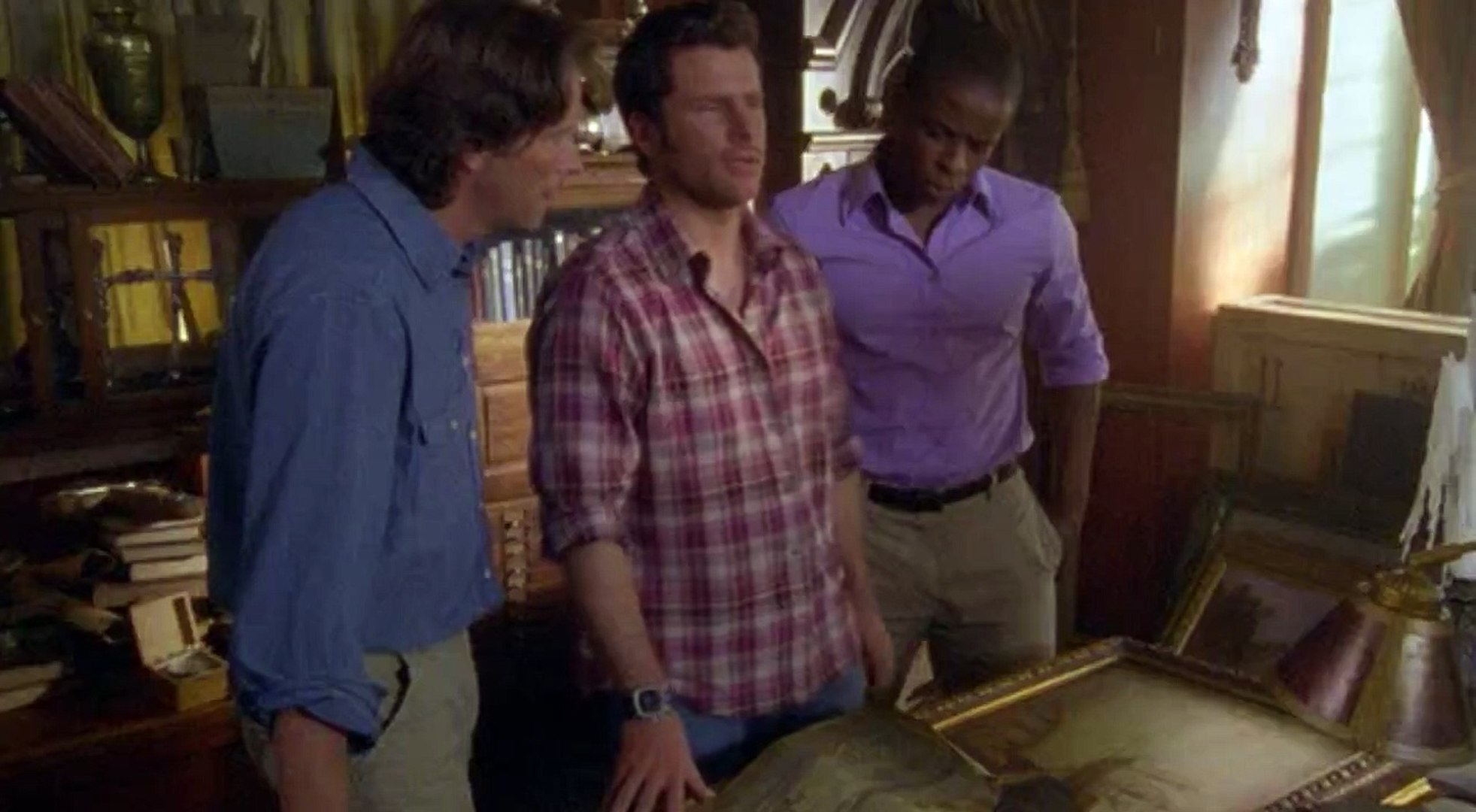 Psych - S3 E4 - The Greatest Adventure in the History of Basic Cable