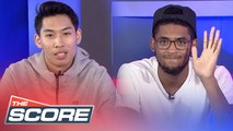 The Score: Jerrick Ahansamisi and Sean Manganti talk about UAAP Men's Basketball