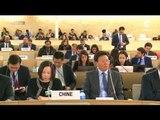 أخبار الدار - الأمم المتحدة تعتمد تقرير الإمارات حول حالة حقوق الإنسان في الدولة