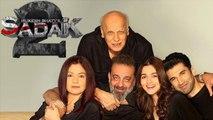 Sadak 2 Teaser | Alia Bhatt, Aditya Roy Kapur, Sanjay Dutt, Pooja Bhatt, Mahesh Bhatt