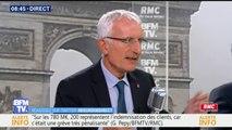 """Fermeture de guichets à la SNCF: """"Il  y a une solution simple, le 3635"""", dit Guillaume Pépy"""