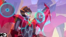 Transformers: Cyberverse S01E01 - Fractured