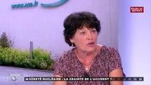 «  Le nucléaire n'est pas sûr » selon Michèle Rivasi  #UMED