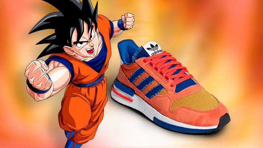 ¡Las Adidas de Dragon Ball Z y mucho más!