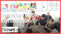 L'École dynamique : l'école sans prof, ni classe