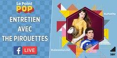 #LaSessionSurLeToit : rencontre avec The Pirouettes avant leur concert !