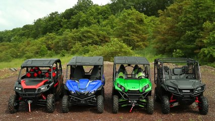 The Beast Of The East—Is It The Honda Pioneer 1000-5 Limited Edition, Kawasaki Teryx4 LE, Polaris General 4 1000, Or Yamaha Wolverine X4?