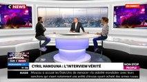 Cyril Hanouna commente le départ de Bertrand Chameroy
